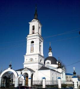 Церковь Успения Пресвятой Богородицы г.Темников